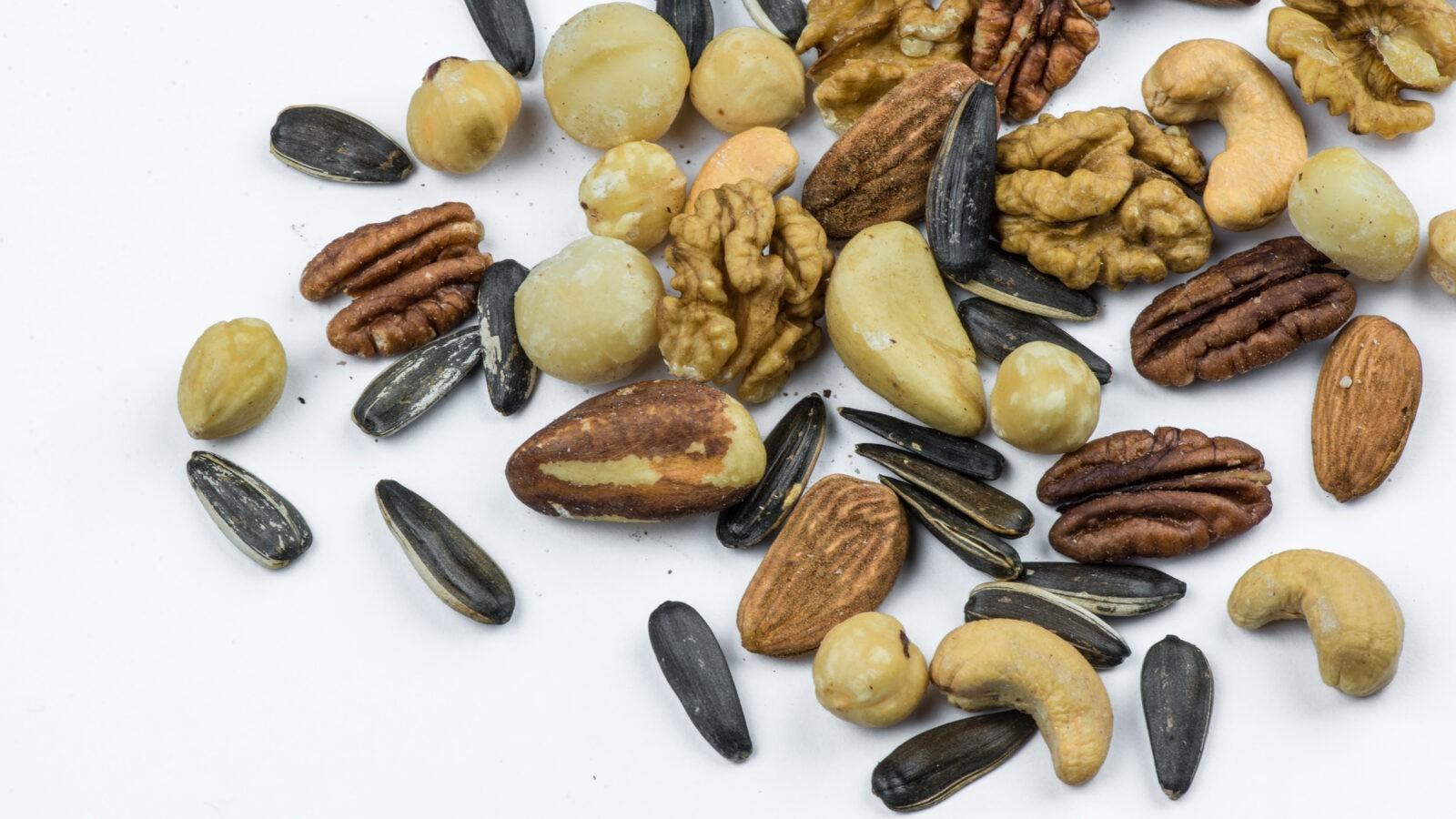 6 ξηροί καρποί σύμμαχοι της καλής υγείας