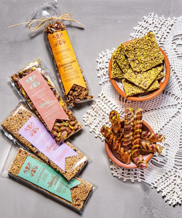 Προϊόντα Καραμέλας - Παστέλια